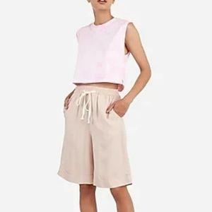 *NWT* x Karla sleeveless cropped tie dye tank